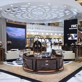 钛得再度合作IWC,看IWC上海巡展解码时间之美