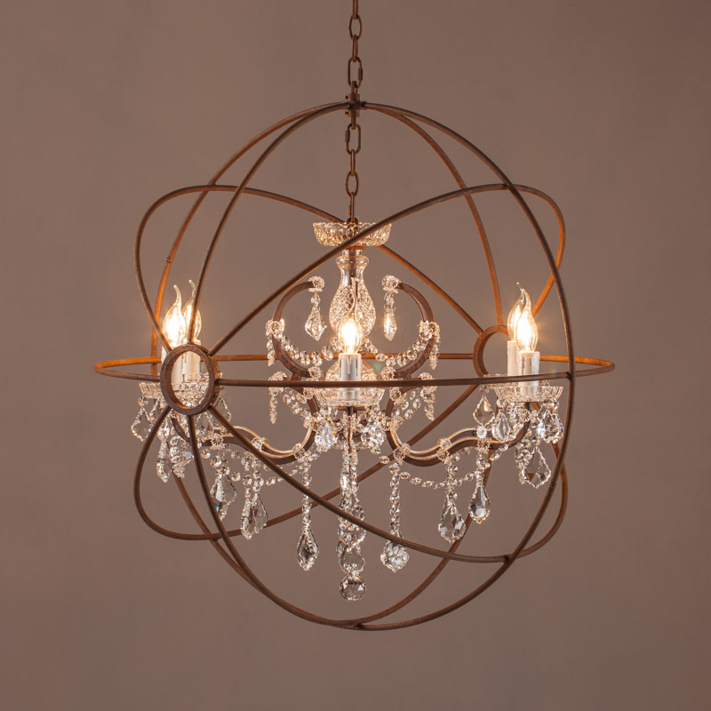 GYRO CRYSTAL 32 CHANDELIER_Pendant_Products_Timeless Deco ...